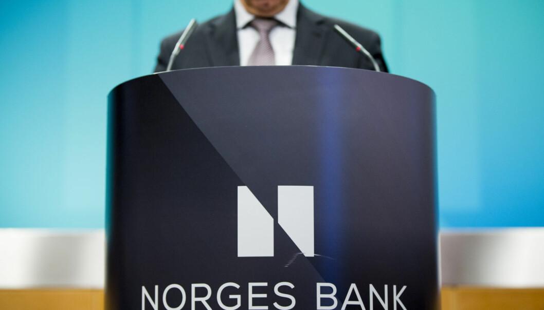 Sentralbanken tok en uforståelig avgjørelse i året som gikk, ifølge Norges Bank Watch 2015.
