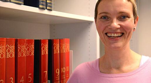 Norsk Ordbok er ferdig