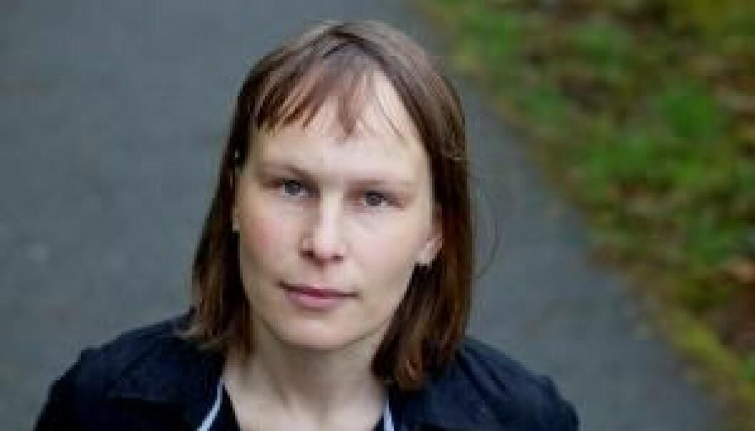 Linda Nøstbakken. (Photo: Eivind Senneset)