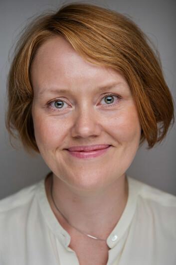 Heidi Moen Gjersøe ved Høgskolen i Oslo og Akershus (HiOA) mener at Nav må endre måten de jobber på for å få flere i arbeid. (Foto: Benjamin A. Ward, HiOA)