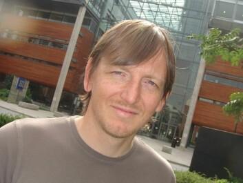 Morten G. Josefsen completed his doctoral studies in Finance at BI. (Photo: Audun Farbrot)