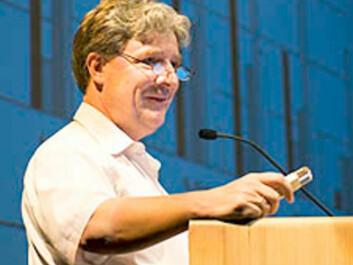 Professor Svein Larsen. (Photo: UiB)
