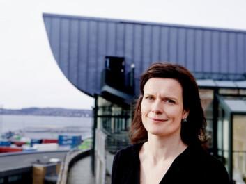 SIUs Head of Department of Communications, Kristin Solheim. (Photo: Paul S. Amundsen/SIU)
