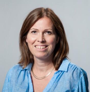 Forsker Hilde Kristin Teien. (Foto: FFI)