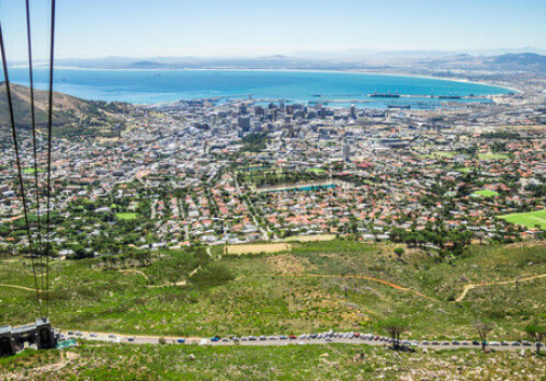 Little sustainable growth in African cities