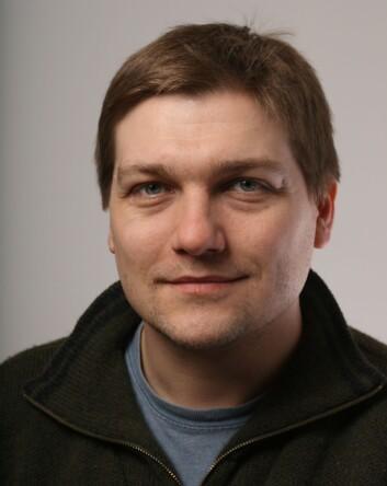 Forsker Jens Preben Morth, UiO. (Foto: Lisbeth Heilesen)