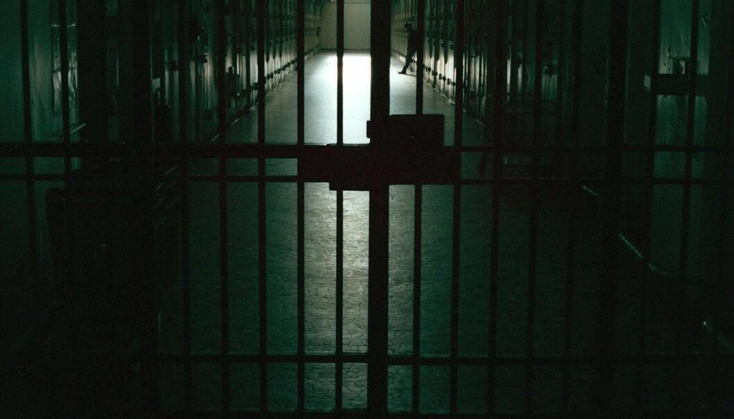 Forsker Morten Holmboe er bekymret for at fattige tvinges til å begå ny kriminalitet for å unngå fengselsstraff. (Illustrasjonsfoto: Colourbox)