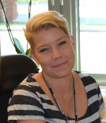 Vanja Lundgren Sørl, studieleder ved Politihøgskolen i Kongsvinger. (Foto: Politihøgskolen)