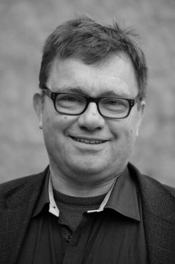 Morten Holmboe. (Foto: Jon Strype)
