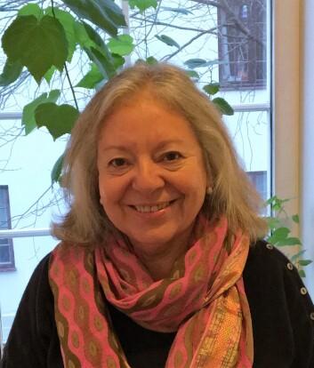 Ritsa Storeng er seniorforsker ved Nasjonal kompetansetjeneste for kvinnehelse og medlem av arrangementskomitéen for Kvinnehelsedagen 8. mars. (Foto: Privat)