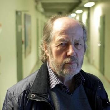 Harald Furnes. (Foto: Jens Helleland Ådnanes, UiB)