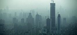 Følger Asias innvirkning på jordens karbonbudsjett