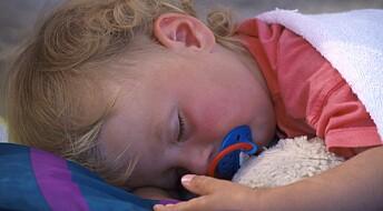 Barn som snorker kan få læringsproblemer