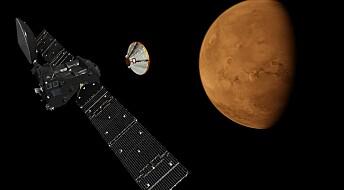 Forløper for bemannet romferd til Mars