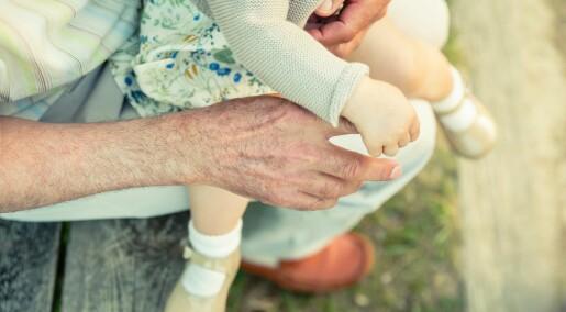 Nære familiebånd styrker livslysten hos kreftsyke eldre