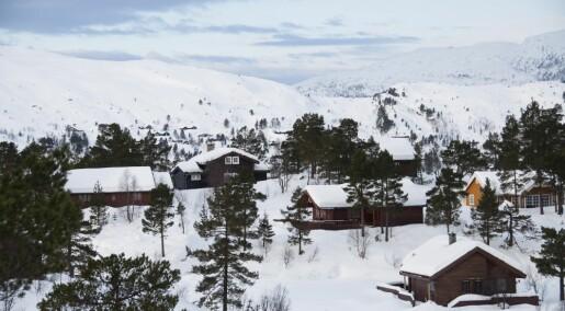 Moderne hyttebruk hjelper fjellområdene