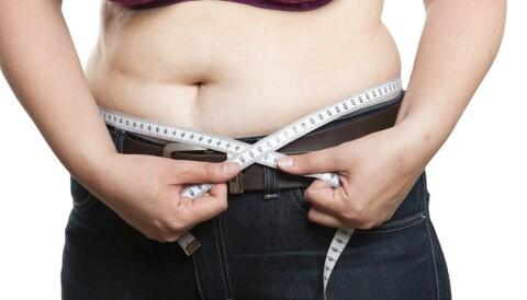 d48ec4bc For kvinner var risikoen 80 prosent høyere ved et midjemål på 90 centimeter  enn ved et
