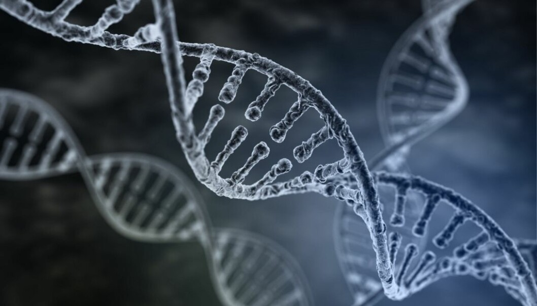 En effektiv og billig teknologi for å endre på genene våre er i frammarsj. Men hvordan virker egentlig teknologien? (Illustrasjon: Tatiana Shepeleva/Shutterstock/NTB scanpix)