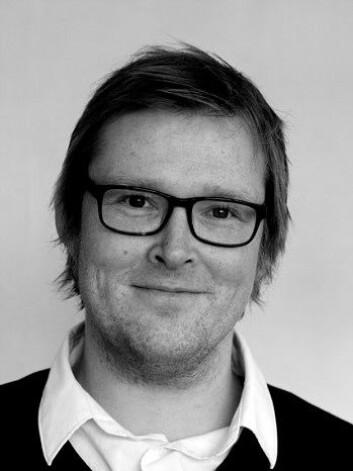 Rune Mentzoni er forskar og psykolog ved KoRus-Øst. (Foto: KoRus-Øst.)