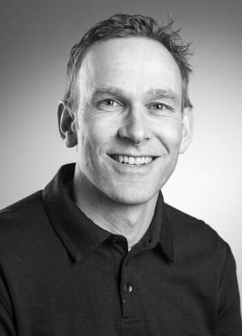 – Det er ikke all hormonell ubalanse som skyldes sykdom, fastslår endokrinolog Anders Palmstrøm Jørgensen. (Foto: Øystein H. Horgmo, UiO)