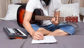 Evnen til å komponere eller arrangere musikk kan delvis være styrt av gener, viser ny forskning.  (Foto: PrinceOfLove / Shutterstock / NTB scanpix)