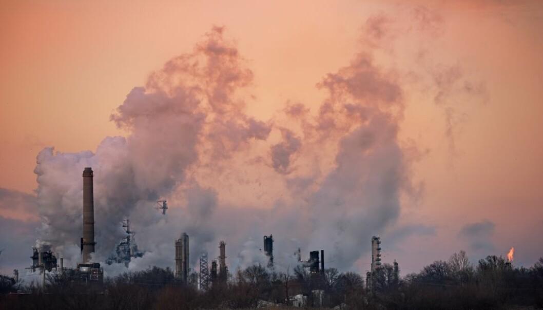 Menneskeskapte metanutslipp omfatter blant annet utslipp fra forbrenning av olje og gass. I den senere tid er det fokus på at lekkasjer fra rørledninger og andre olje- og gassinstallasjoner kan være en økende kilde, og at dette bør undersøkes mer, skriver Miljødirektoratet i en ny rapport om metanutslipp. (Foto: Susan Santa Maria/Shutterstock/NTB scanpix)