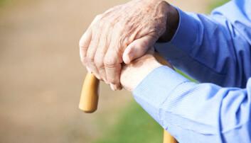 Da forskere i USA fulgte en gruppe på litt over 5000 eldre gjennom mer enn 30 år, så de at risikoen for å bli dement ble betydelig redusert i denne gruppen. Det gir håp om at demens kan forebygges.  (Illustrasjonsfoto: SpeedKingz / Shutterstock / NTB scanpix)