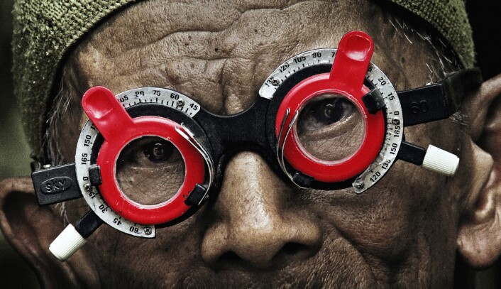 "Delvis norskproduserte ""The Look of Silence"" er også nominert til Oscar. En kvinne og en mann regisserer. (Foto: Lars Skree@Final Cut For Real)"