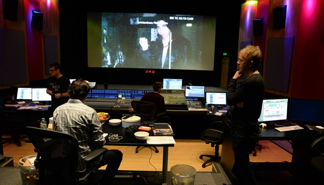 To menn står bak filmen om musikeren Amy Winehouse, nominert til Oscar for beste dokumentarfilm. Riktignok har den ene regissøren, Asif Kapadia, indisk bakgrunn, men det er sjelden kost i Oscar-verdenen. De siste tre årene er nesten ni av ti regissører som blir foreslått til prisen, hvite. (Foto: Norsk Filmdistribusjon)