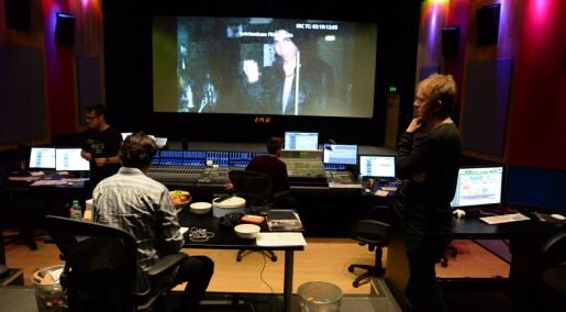 Sju av ti regissører bak Oscar-dokumentarer er hvite menn