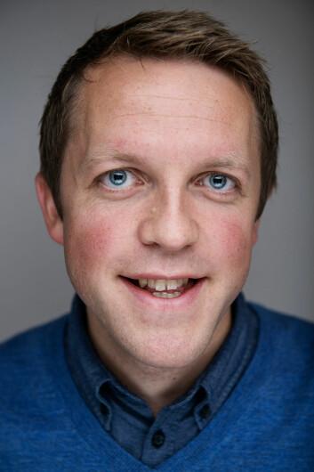 – En god profesjonsutøver bør bry seg, og bør finne arbeidet meningsfullt, sier Andreas Eriksen, doktorgradsstipendiat ved Senter for profesjonsstudier, Høgskolen i Oslo og Akershus. (Foto: HiOA)