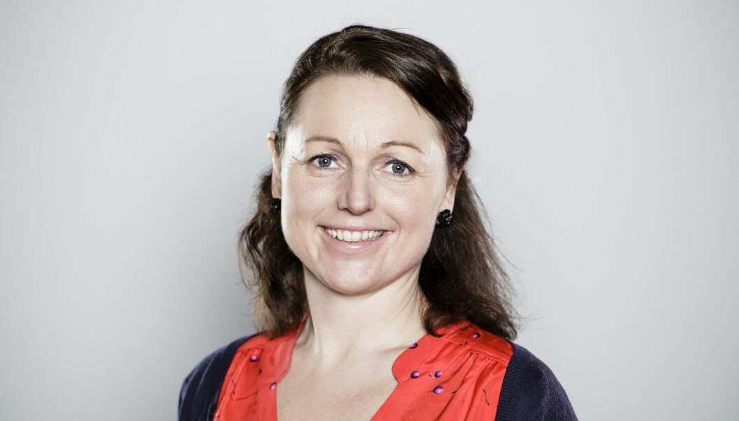 – For at det grønne skiftet skal være vellykket, må vi ha ett forvaltningsapparat som håndterer de løpende utfordringene man står overfor, sier førsteamanuensis Kathrine Broch Hauge. (Foto: Håkon Sparre, NMBU)