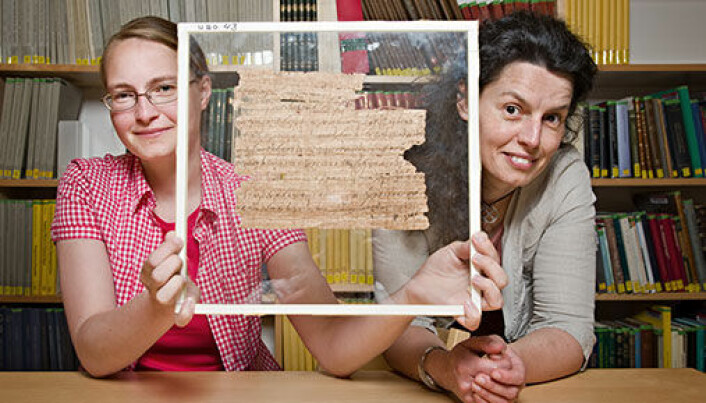New findings on the last poet of antiquity