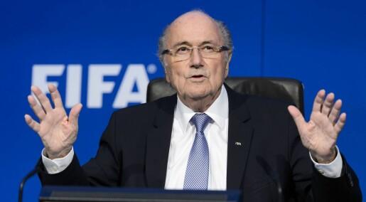 Derfor har Sepp Blatter hatt så stor makt