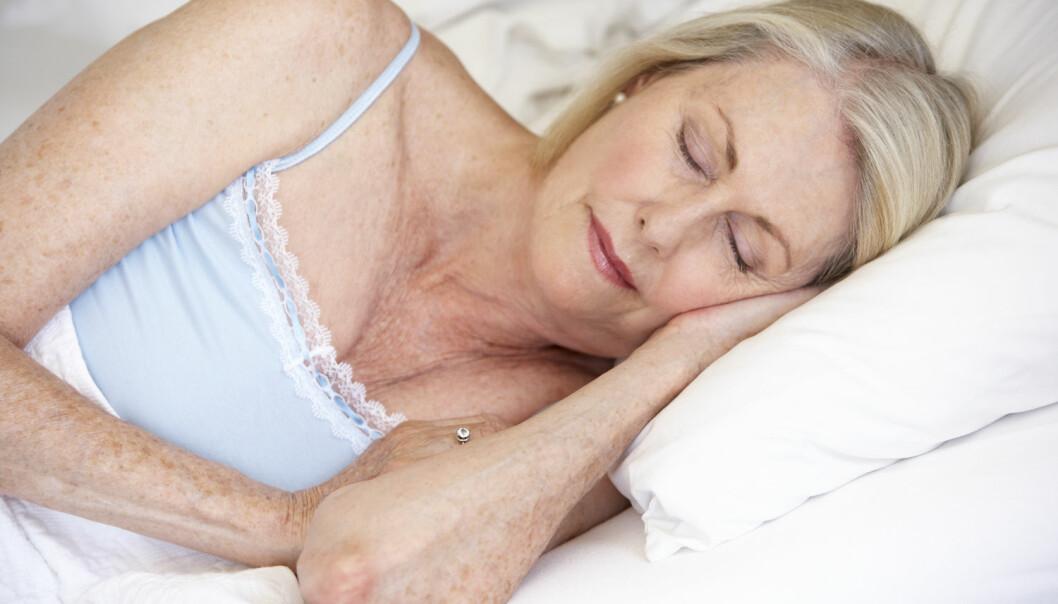 Resultatene fra en søvnstudie med 400 000 deltakere viser at nok, men ikke for mye søvn, er en viktig del av en sunn livsstil. (Foto: Monkey Business Images, Shutterstock, NTB scanpix)