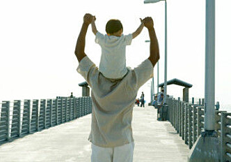 Fewer men become dads