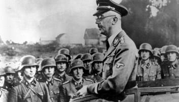Heinrich Himmler mente at samene tilhørte de ikke-germanske gruppene som hadde holdt sitt blod rent, og han ønsket å opprette en apartheidstat i Finnmark.  (Foto: Corbis, NTB scanpix)