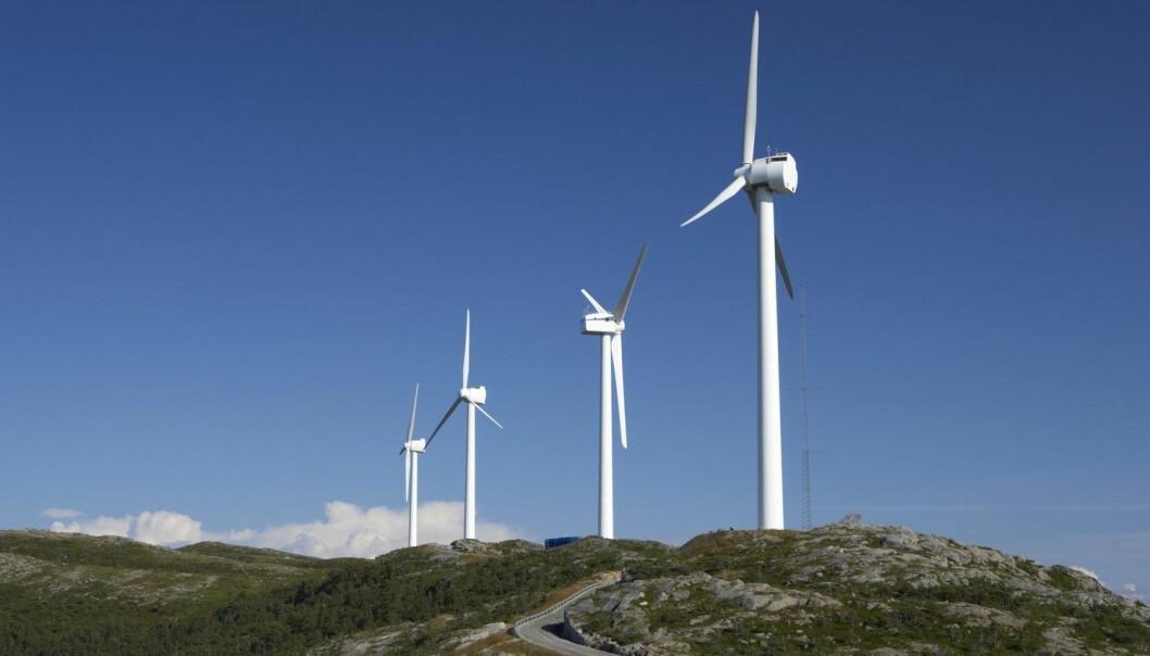 - Trøndersk vindkraft gir ikke grønt energiskifte