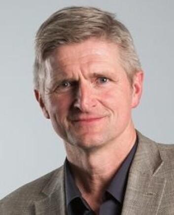 Geir Selbæk er professor og forskningssjef hos den nasjonale kompetansetjenesten Aldring og helse. (Foto: Aldring og helse)