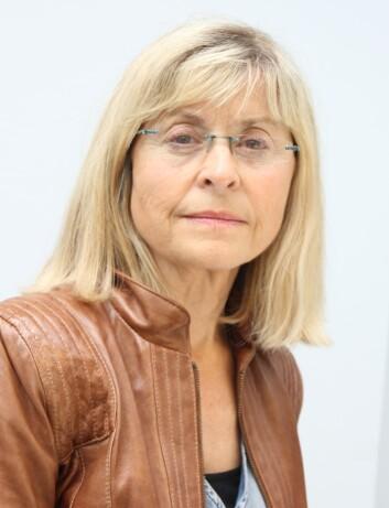 Margaret Klepstad Færevaag. (Foto: Lesesenteret, UiS)