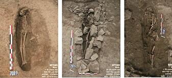 Kan ha funnet muslimske graver fra middelalderen i Frankrike