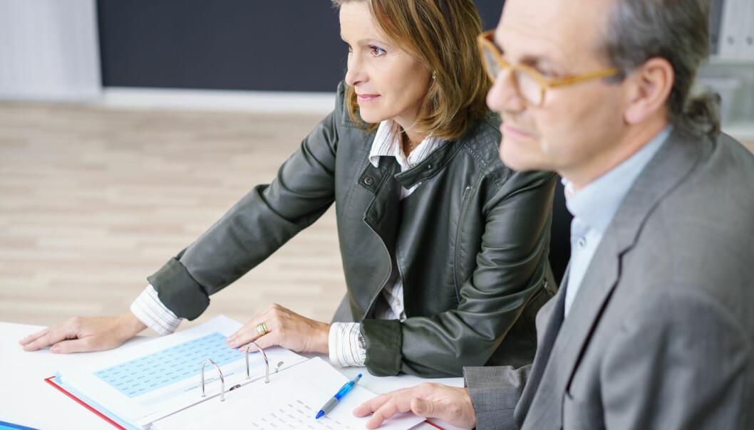 Rundt 11 000 av firmaene studien så på hadde ingen kvinner i toppledelsen. (Foto: Shutterstock, NTB Scanpix)