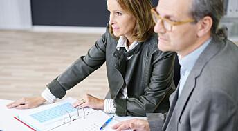 – Firmaer med kvinner i ledelsen er mer lønnsomme