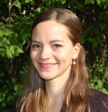 Ida Kvittingen er journalist i forskning.no. (Foto: Preben Forberg)
