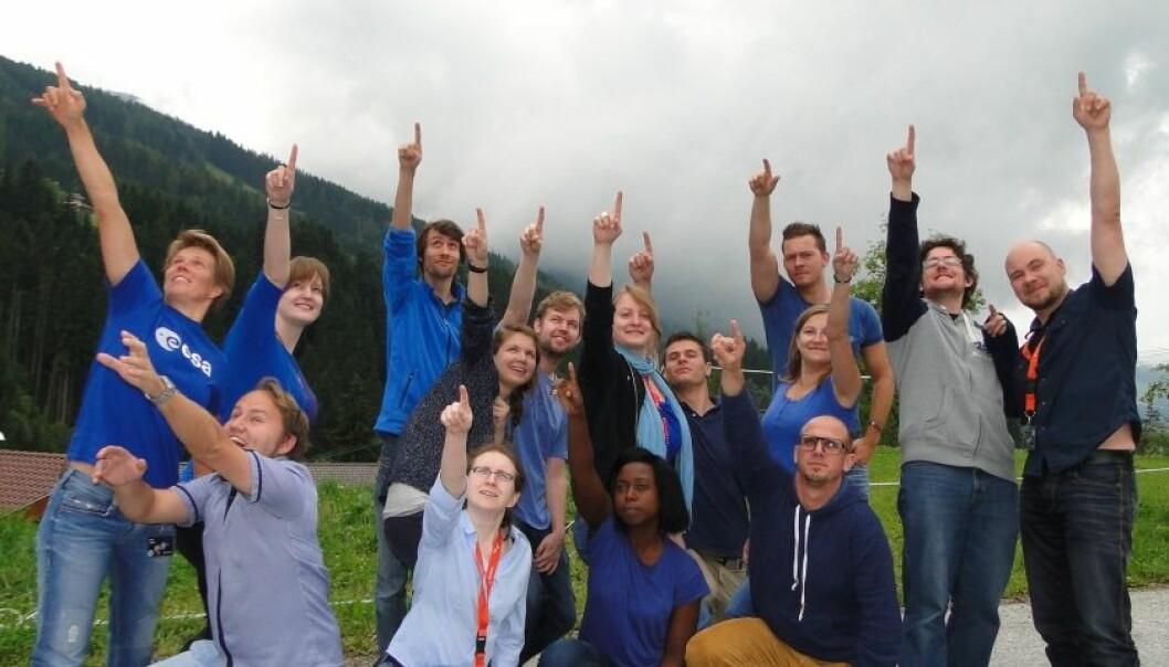 Bli med på romskole i Alpene i sommer!