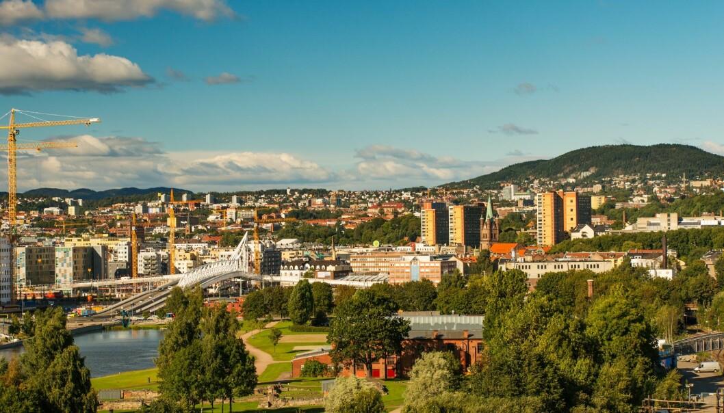 - Det er ganske utopisk at Oslo kan bli en såkalt sosialt bærekraftig by som politikerne ønsker, sier Bengt Andersen ved HiOA. (Foto: Colourbox)