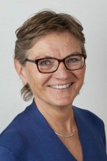 Psykologiprofessor Agnes Andenæs har intervjuet mannlige og kvinnelige psykologistudenter om hvorfor de startet på profesjonsstudiet. (Foto: Tron Trondal, UiO)