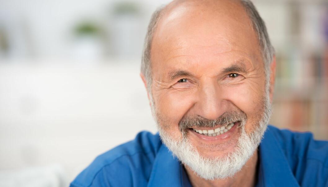 Mennene som hadde fått testosteronkrem rapporterte om bedre humør enn de som var i kontrollgruppen.   (Foto: Shutterstock / NTB scanpix)