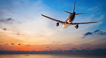Forskere uenige om fly og klima