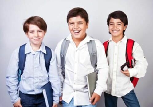 Gender equality creates new school boys